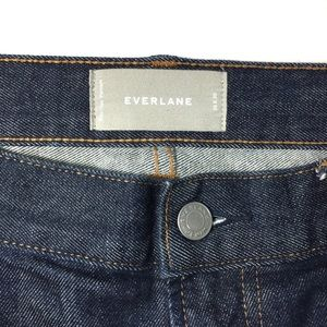 Everlane Jeans - Everlane Dark Wash High Rise Skinny Jeans